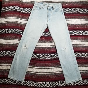 Levi's 501s Made in USA